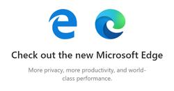 อัปเดตกันเถิด Microsoft หยุดสนับสนุน Edge เวอร์ชันเก่าแล้ว