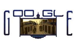 Google ร่วมเฉลิมฉลองวันครบรอบ 157 ปี เปิดใช้ถนนเจริญกรุง บน Doodle