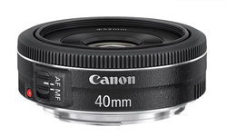 เราจะคิดถึงนาย Canon ประกาศยุติการผลิตเลนส์แพนเค้ก EF 40mm f/2.8 STM