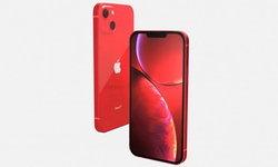 ชมภาพเรนเดอร์ของ iPhone 13 ในสี Product Red พร้อมกับดีไซน์ใหม่ ติ่งเล็กลง วางกล้องแบบใหม่
