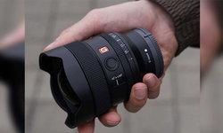 ลือ ราคาเลนส์ Sony FE 14mm f/1.8 GM คาดอยู่ที่ประมาณ 60,000 บาท