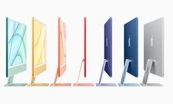 Apple เผย iMac พร้อมกับชิป M1 จะวางจำหน่ายแค่ 4 สีในร้าน Apple Store แต่มีครบที่ออนไลน์เท่านั้น