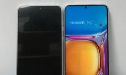 ภาพหลุดตัวเครื่อง Huawei P50 ก่อนเปิดตัวจริง