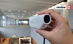 รีวิว Canon PowerShot Zoom กล้องส่องทางไกลดิจิทัล เก็บรายละเอียดไกลแค่ไหนถึง