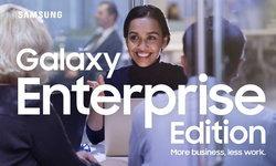 """ครั้งแรกในไทย ซัมซุงเปิดตัว """"Galaxy Enterprise Edition"""" ตอบโจทย์องค์กรในยุคดิจิทัล"""