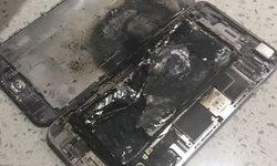 ชายชาวอเมริกันฟ้อง Apple เพราะได้รับบาดเจ็บจากแบตฯ iPhone 6 ระเบิด!