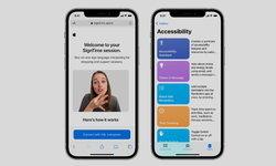 Apple เผยตัวอย่างการอัปเดตซอฟต์แวร์ใหม่อันทรงพลัง ที่ออกแบบมาเพื่อผู้ทุพพลภาพ