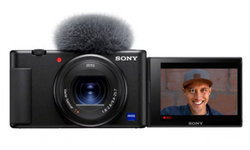 กล้อง Sony มิเรอร์เลส APS-C E-mount ตัวใหม่ จะอยู่ในซีรีส์ ZV สาย Vlog แต่เปลี่ยนเลนส์ได้