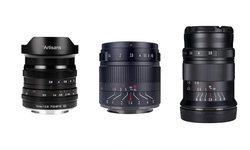 7artisans เปิดตัวสามเลนส์ใหม่ 10mm f/2.8 Fisheye, 55mm f/1.4 II และ 60mm f/2.8 II