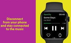 Spotify เปิดฟีเจอร์ใหม่ ให้ผู้ใช้ดาวน์โหลดเพลงที่ชอบลงบน Apple Watch ได้แล้ว