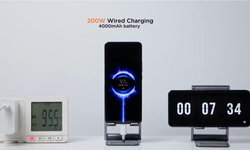 Xiaomi สาธิตระบบชาร์จไฟแบบสายกำลัง 200W แรงกว่าใครใช้ Mi 11 Pro ให้เต็มในเวลา 8 นาที