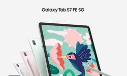 เปิดตัว Samsung Galaxy Tab S7 FE รุ่นเล็กตมาพร้อม 5G นะครับ