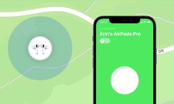 หายต้องได้คืน!! Apple เพิ่มฟีเจอร์ตามหา AirPods ด้วยเครือข่าย Find My