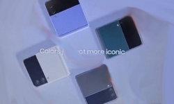 ลือ Samsung Galaxy Z Flip3 จะมีเลือก 3 สีตามภาพหลุด