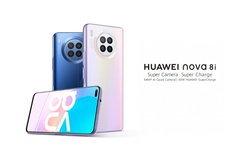 เปิดตัว Huawei Nova 8i มือถือหน้าตาคล้าย Mate Series แต่ได้ชาร์จไฟกำลัง 66W