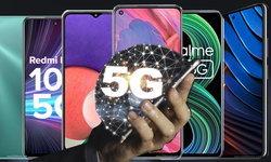 ส่องมือถือ 5G ครึ่งปีหลัง 2021 มีรุ่นไหนน่าซื้อบ้าง? มาดูกัน