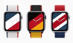 คอลเลกชั่นสายและหน้าปัดนาฬิกา Apple Watch หลากสีสันให้ผู้ใช้ได้แสดงออกถึงความรักชาติ