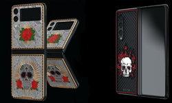 ชมภาพ Galaxy Z Fold3 และ Z Flip3 เวอร์ชั่นหรูหราตกแต่งโดย Caviar