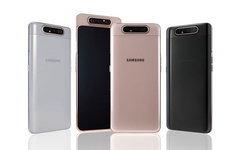 Samsung Galaxy A80 ได้รับการอัปเดตในเดือนกรกฎาคม 2021 อย่างเป็นทางการ