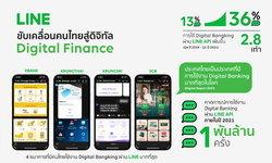 LINE เผยทิศทางกลุ่มธุรกิจ LINE for Business มุ่งเป็นโครงสร้างพื้นฐานทางดิจิทัลเพื่อธุรกิจไทย