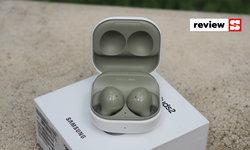 """แกะกล่องลองเล่นหูฟัง """"Samsung Galaxy Buds2"""" เสียงดี ใส่สบายเพลิน พร้อมระบบตัดเสียงรบกวน ANC"""
