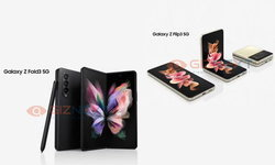 หลุดโบรชัวร์ทางการ Galaxy Z Fold 3 5G และ Z Flip 3 5G เผยทุกฟีเจอร์ สเปก พร้อมเปิดตัวอาทิตย์หน้า