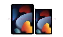 เผยแผ่นอะลูมิเนียมของตัวเครื่อง iPad Mini 6 ขอบบางลงกล้องใหญ่ขึ้นมา Touch ID ฝั่งรวมกับปุ่ม Power