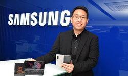 ซัมซุง เดินหน้าปั้นสมาร์ทโฟนหน้าจอพับได้ สู่กระแสหลัก หลังกระแสตอบรับ Galaxy Z Series