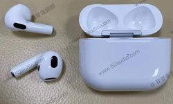 เผยภาพจริงของ AirPods 3 ใหม่ คาดว่าจะเปิดตัวพร้อมกับ MacBook Pro ในวันที่ 18 ตุลาคม นี้
