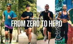 """""""การ์มิน"""" ส่งแคมเปญ """"FROM ZERO TO HERO"""" ลุยโค้งสุดท้าย ปลุกสปิริตคนไทยพิชิตเป้าหมายก่อนปิดปี 64"""