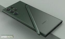 ลือ Samsung Galaxy S22 Ultra จะมีสีเขียว Phantom Green ให้เลือก