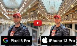 """ตัวอย่างภาพ """"iPhone 13 Pro Max"""" ปะทะ """"Pixel 6 Pro"""" อยากได้รูปสวย ๆ ตัวไหนดี"""