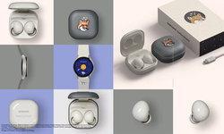 Samsung จับมือกับ Maison Kitsuné สร้าง Galaxy Watch 4 และ Galaxy Buds 2 ในแบบ Limited Edition