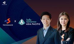 Techsauce ผนึกกำลัง HelloTomorrow Asia Pacific ผลักดัน DeepTech เพื่อขับเคลื่อนนวัตกรรมองค์กร