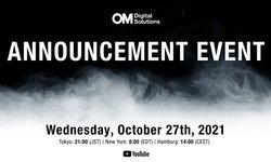 OM Digital เตรียมเปิดตัวผลิตภัณฑ์ใหม่ จะว้าวหรือไม่ว้าว 27 ต.ค. นี้รู้กัน!