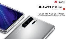 หลุดก่อนเปิดตัวHuawei P30 Pro New Editionมีพร้อมสีใหม่Silver Frostแต่สเปกเหมือนเดิม