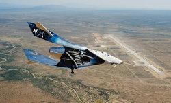 ยานอวกาศ SpaceShipTwo ของ Virgin Galactic ออกบินจากท่าอวกาศอเมริกาครั้งแรก