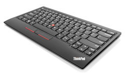 LenovoเปิดตัวThinkPadTrackPadKeyboard IIรุ่นใหม่แบบไร้สายพร้อมกับปุ่มคุมเมาส์ในตำนาน