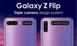 สิทธิบัตรล่าสุดเผย สมาร์ตโฟนพับจอ Galaxy Z Flip รุ่นต่อไป อาจปรับปรุงให้มีกล้องหลัง 3 ตัว