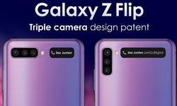 เผยภาพสิทธิบัตรของSamsung Galaxy Z Flip 2ที่จะมีกล้องหลัง3ตัวจอนอกใหญ่ขึ้น