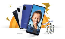 ซัมซุงส่งความคุ้มค่ากันต่อเนื่อง กับ Galaxy A31 และ Galaxy A11 สมาร์ทโฟนสุด Awesome เซลฟี่สวย