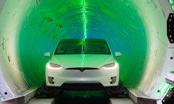 บริษัท Boring ของ Elon Musk ขุดอุโมงค์ใต้ดินเส้นที่สองของระบบ Loop ลาสเวกัสเสร็จแล้ว