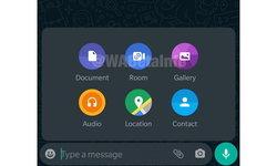 WhatsApp ทดสอบฟีเจอร์กดคุยรวมกลุ่มผ่านFacebook Messenger Roomในเวอร์ชั่นAndroid