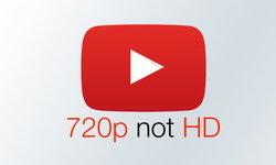 สู่มาตรฐานใหม่ YouTube เลิกเรียกความละเอียด 720p ว่า HD แล้ว