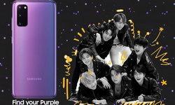 หลุดSamsung Galaxy S20+เวอร์ชั่นพิเศษเพื่อแฟนคลับBTSเปิดตัวเดือนหน้า