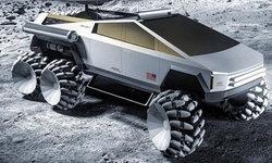 Tesla อาจจะแปลงร่าง Cybertruck เป็นรถสำรวจดวงจันทร์ให้ปราดเปรียวหวังออกไปตะลุยในอนาคต