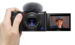 SonyเปิดตัวZV-1กล้องCompactที่เกิดมาเพื่อการถ่ายและสร้างสรรค์งานVLOGได้ลงตัว