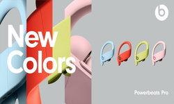 มาแล้ว! หูฟังไร้สาย Powerbeats Pro ของ Apple พร้อมสีใหม่  4 สี ไฉไลกว่าเดิม