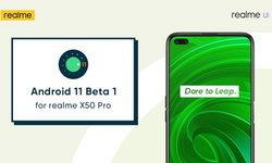ไม่ตกเทรนด์realmeเตรียมประกาศให้realmeX50 Pro 5GลงAndroid 11 Beta 1ต้นเดือนกรกฎาคมนี้