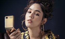 SamsungเปิดตัวGalaxy Z FlipสีทองMirror Goldในเวอร์ชั่นสีดองสุดสวยแต่จำนวนจำกัด